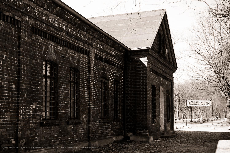Księży Młyn, Łódź