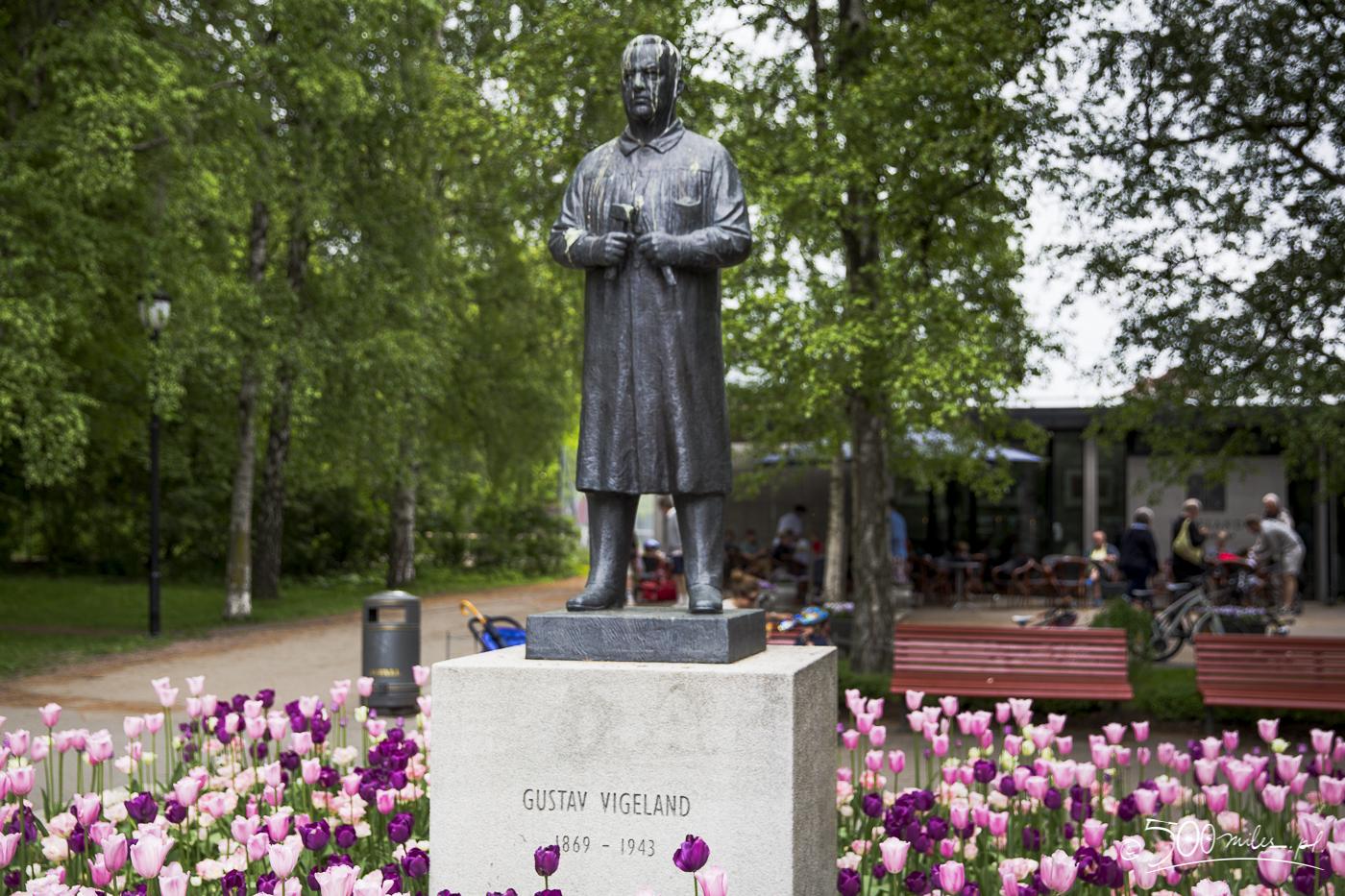 Oslo - Gustav Vigeland