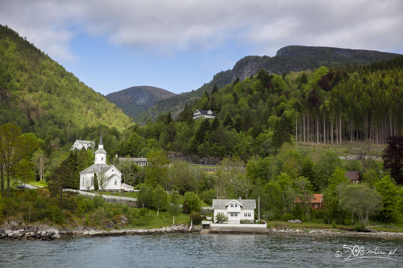 Lavik, Norway