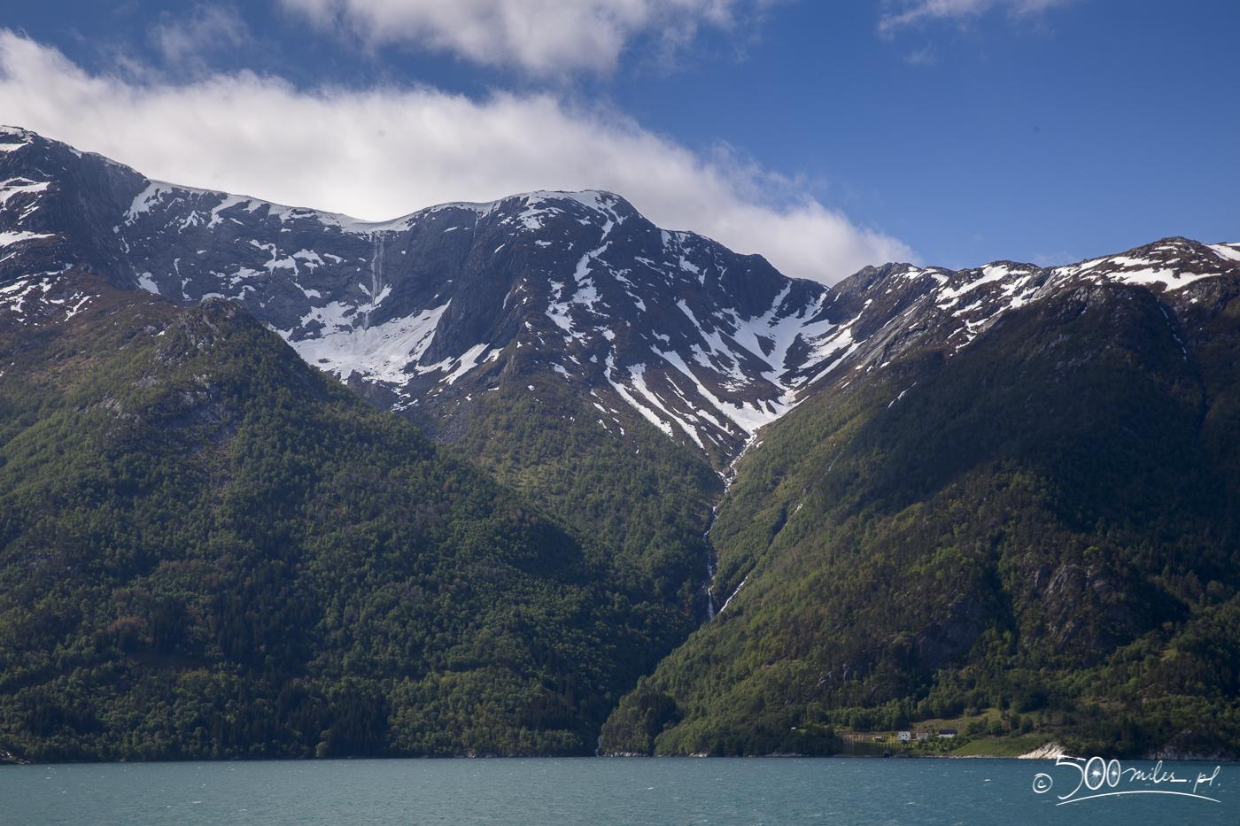 Near Ortnevik, Sognefjord, Norway