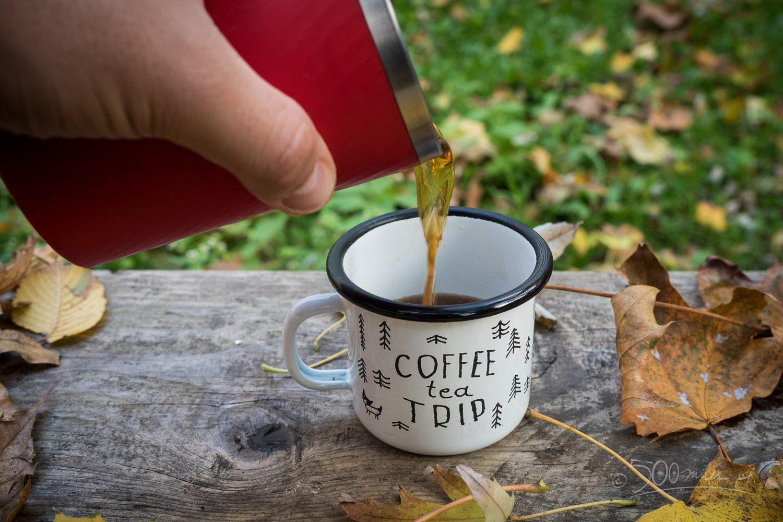 Dzięki Coffee Tea Trip za użyczenie nam Cafflano Klassic do zabawy! Kawa z Waszego kubeczka zawsze smakuje wspaniale!