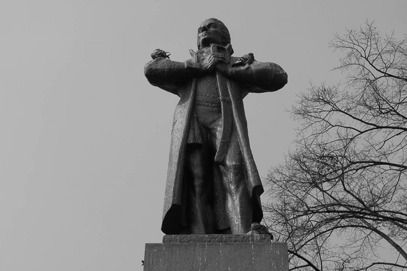 Pomnik T. Kościuszki, Poznań