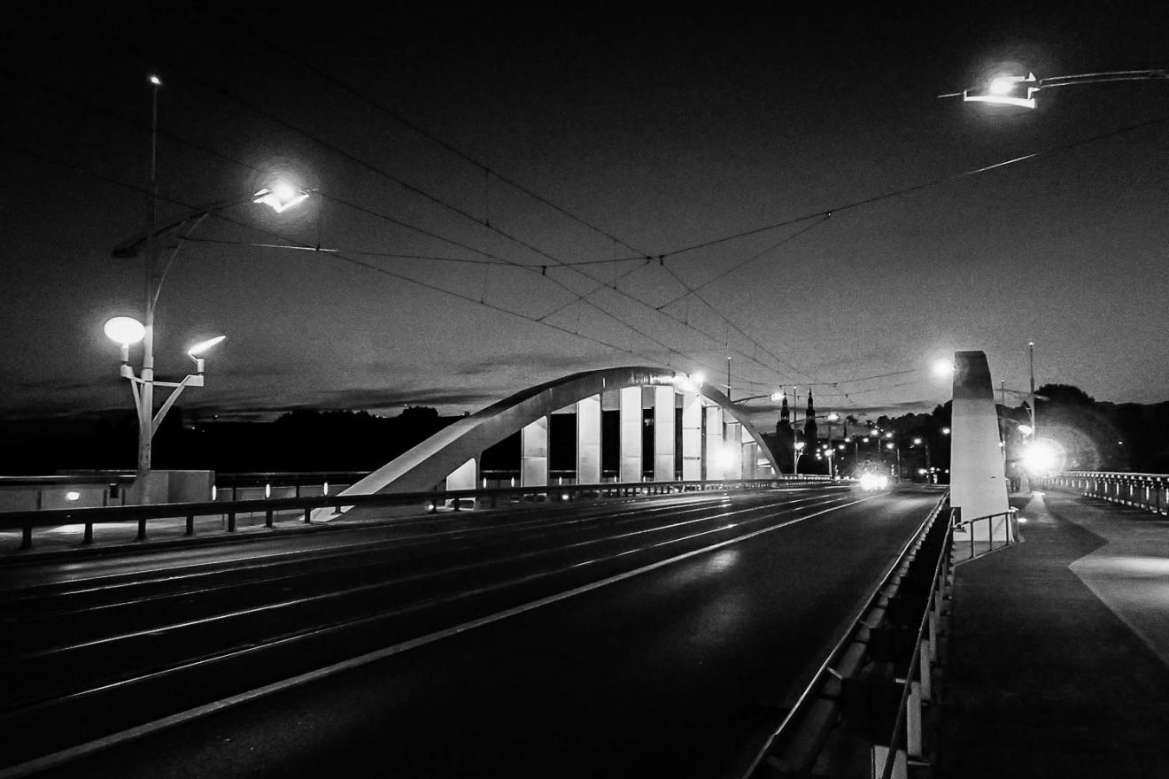 Most Rocha, Poznań