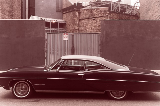 Bonneville Car