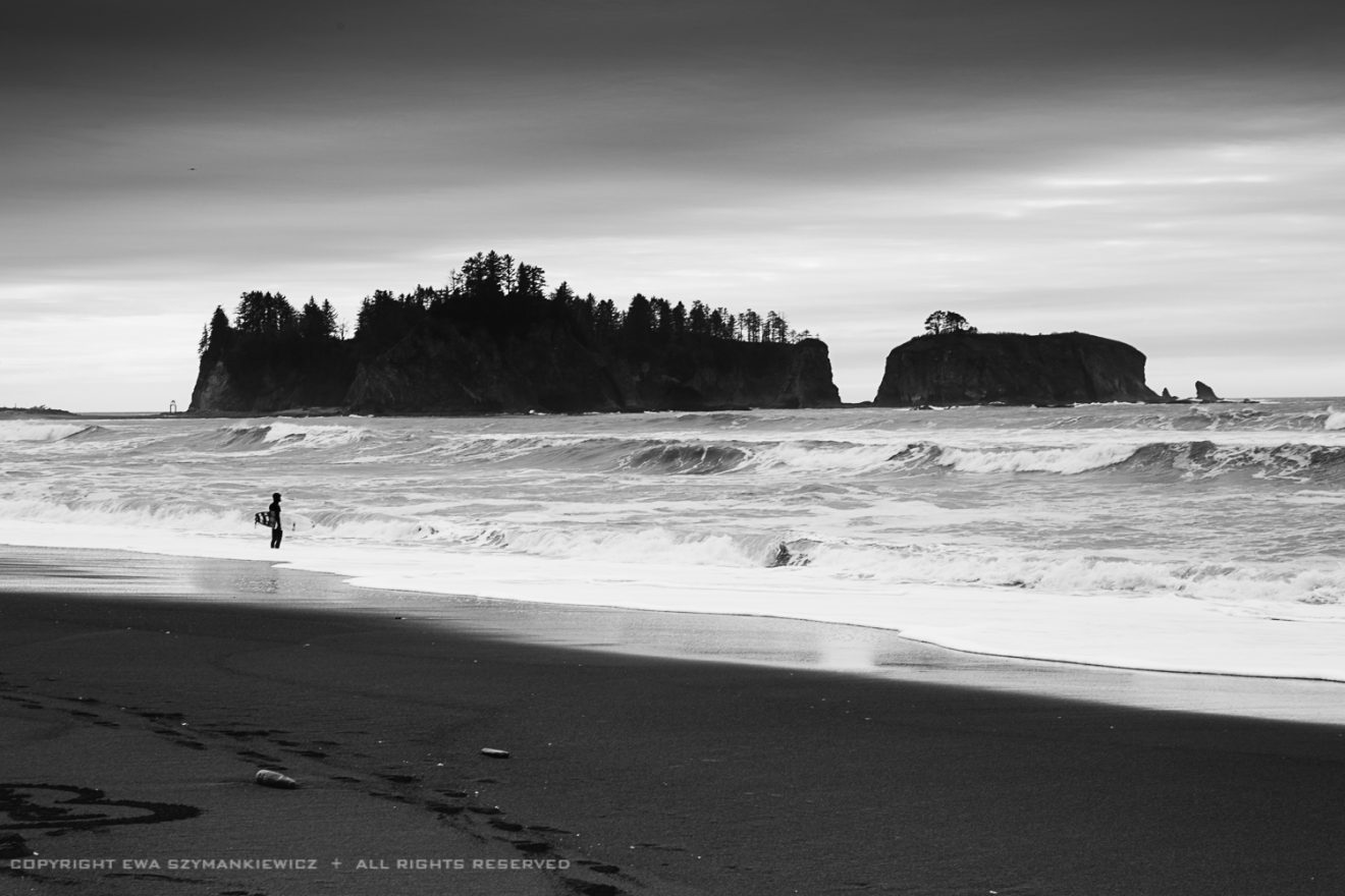 Rialto Beach, Olympic National Park, WA, USA