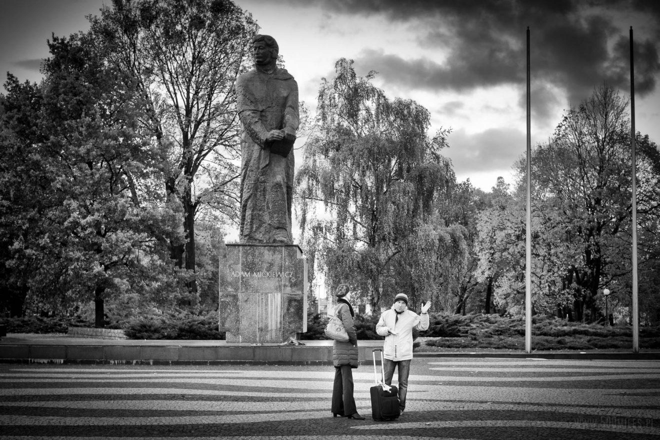 Plac Adama Mickiewicza, Poznań