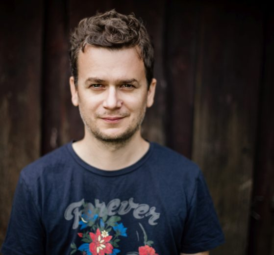 Portret Adama Robińskiego